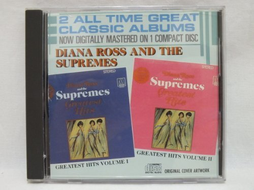 Ross Supremes Greatest Hits Vols. 1 & 2