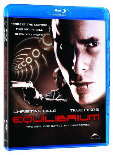Equilibrium (2002) Equilibrium Import Can Blu Ray