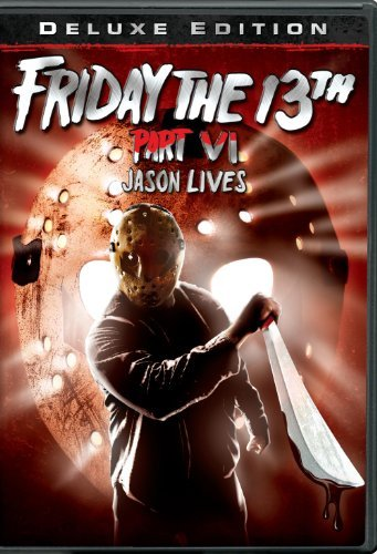 Friday The 13th Part 6 Jason Lives Cooke Kagen Jones DVD R Ws