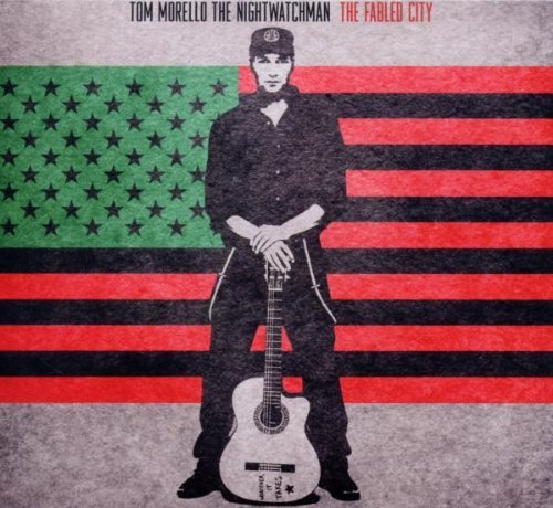 Tom The Nightwatchman Morello Fabled City Digipak