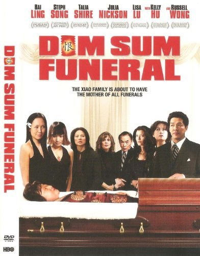 Kelly Hu Russell Wong Bai Ling Steph Song Talia Sh Dim Sum Funeral (widescreen) Ws