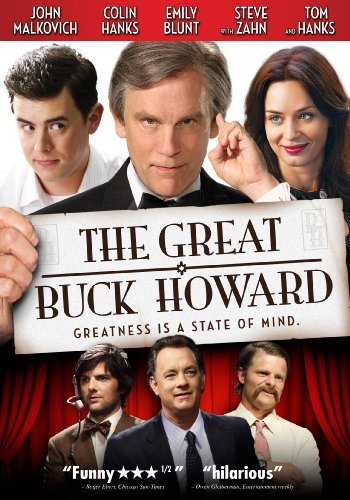 The Great Buck Howard (2009) Malkovich Hanks Blunt Zahn