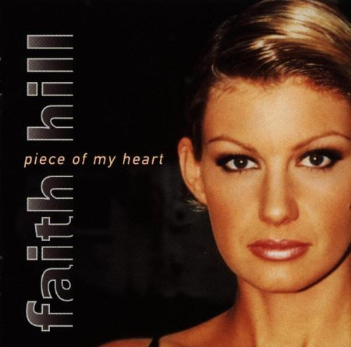 Hill Faith Piece Of My Heart Import Eu