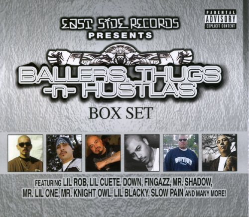 Ballers Thugs & Hustlas Ballers Thugs & Hustlas Explicit Version 3 CD