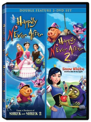 Happily N Ever After 1& 2 Happily N Ever After 1& 2 Nr