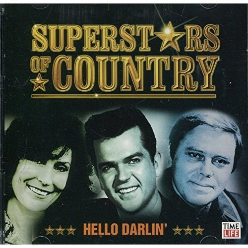 Various Superstars Of Country Hello Darlin'