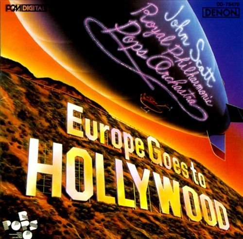 Europe Goes To Hollywood Europe Goes To Hollywood