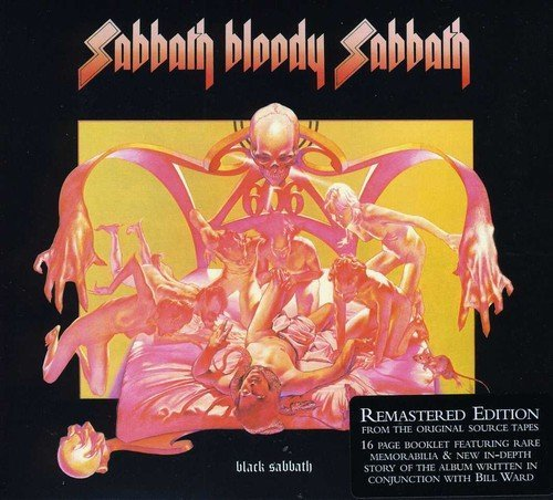 Black Sabbath Sabbath Bloody Sabbath 2009 Re Import Gbr