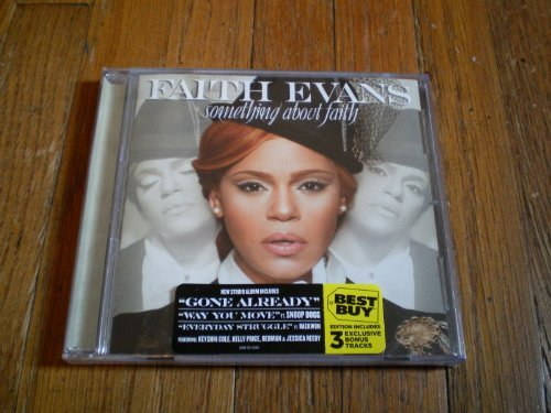 Faith Evans Something About Faith CD W 3 Bonus Tracks Best Buy