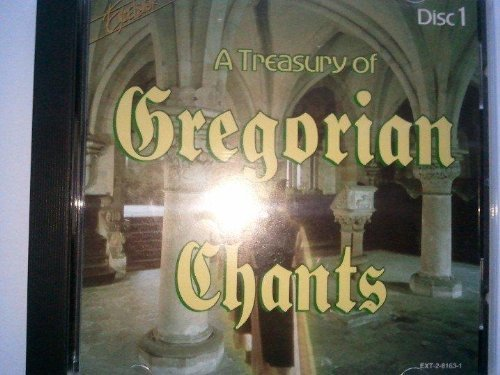 Jules Dupont The Gregorian Chorale Of Eglise Queri A Treasury Of Gregorian Chants (2 Compact Discs)