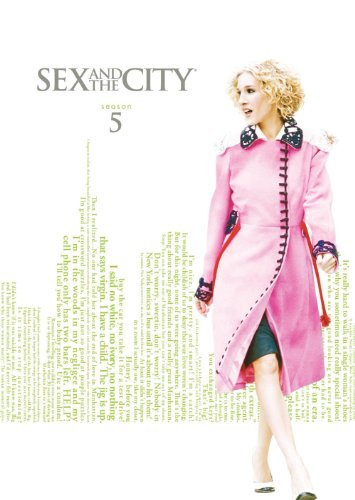 Sex & The City Sex & The City Season 5 New Package Season 5