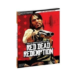Bradygames Red Dead Redemption Signature Series