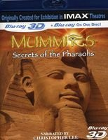 Mummies Secrets Of The Pharao Imax Blu Ray Ws 3d Nr