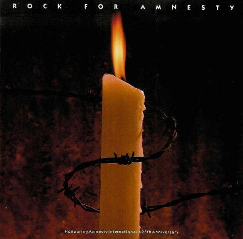 Peter Gabriel Elton John Tears For Fears Howard Jo Rock For Amnesty