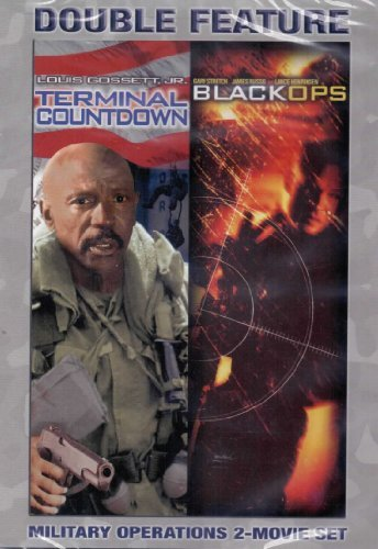 Terminal Countdown Black Ops Military Operations 2 Pack