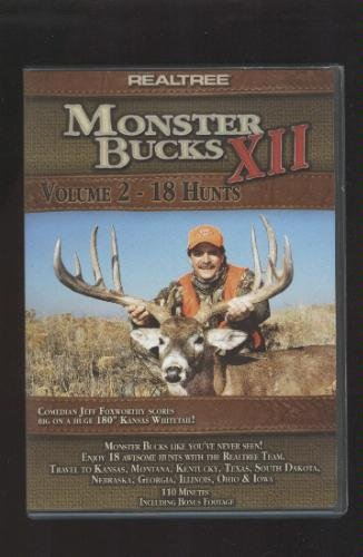 Monster Bucks Xii Volume Ii