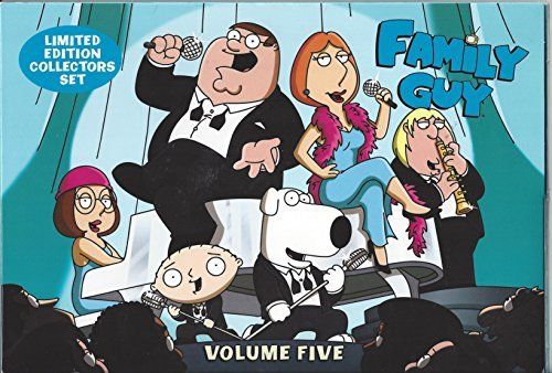 Family Guy Vol. 5 Collectors Set