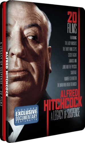 Legacy Of Suspense Hitchcock Alfred Tin Nr 4 DVD