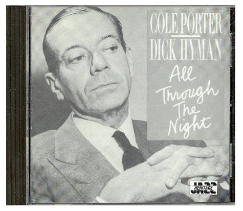 Cole Porter All Through The Night Cole Porter