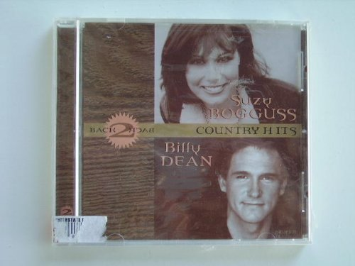 Bogguss Dean Back To Back Hits 2 Artists On 1 Back To Back