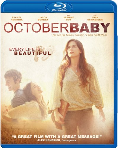 October Baby Blu Ray