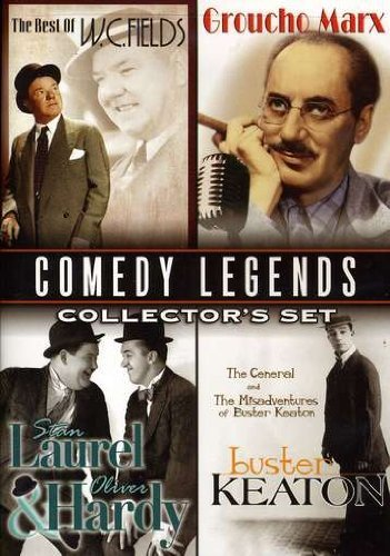 Comedy Legends Collectors Set Comedy Legends Collectors Set Nr