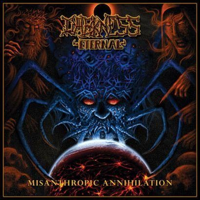 Darkness Eternal Misanthropic Annihilation