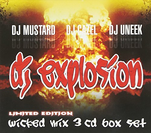 Dj Explosion Box Set Dj Explosion Box Set 3 CD