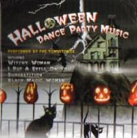 Various Artist Halloween Dance Party Music