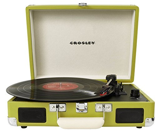 Turntable Crosley Cruiser Green