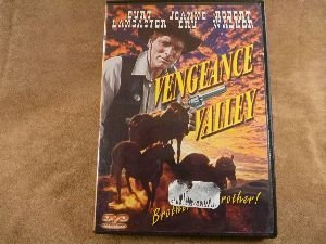 Burt Lancaster Vengeance Valley