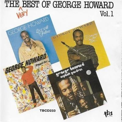 George Howard The Very Best Of George Howard