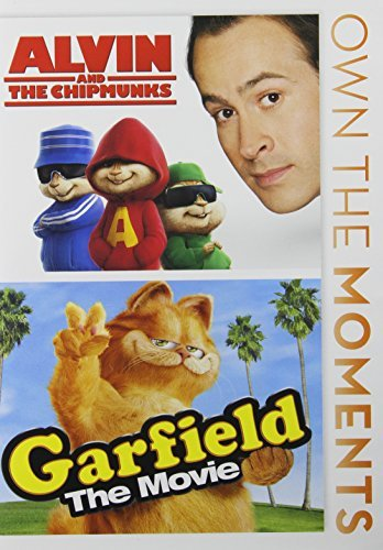Alvin & The Chipmunks Garfield Alvin & The Chipmunks Garfield Ws Nr