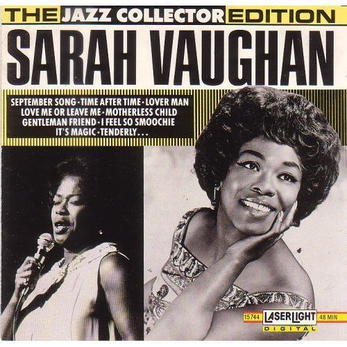Sarah Vaughan Jazz Collector's Edition