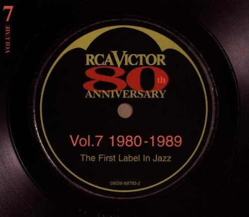 Rca Victor 80th Anniversary Vol. 7 (1980 89) Hargrove Roberts Mcrae Coleman Rca Victor 8oth Anniversary