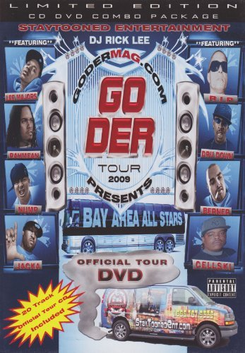 Stay Tooned Films Go Der Bay Area All Stars Tour Explicit Version Nr