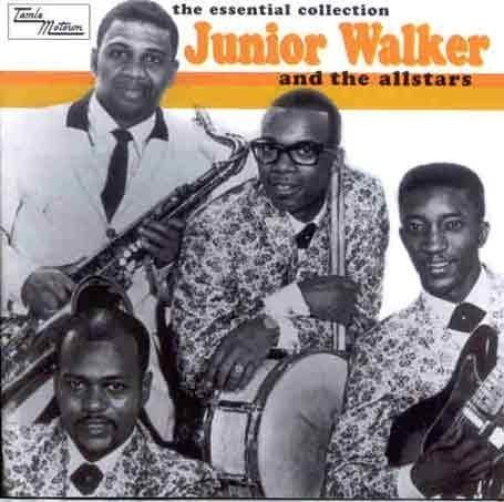 Jr. & All Stars Walker Essential Collection Import Gbr
