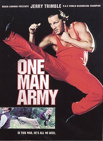 One Man Army One Man Army Clr R