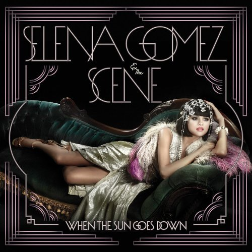 Selena & Scene Gomez When The Sun Goes Down (target 6960 Hwd