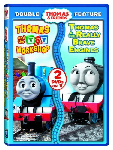 Thomas & Friends Toy Workshop Really Brave Engi Nr