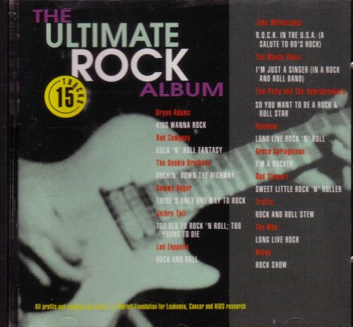 Ultimate Rock Album Ultimate Rock Album