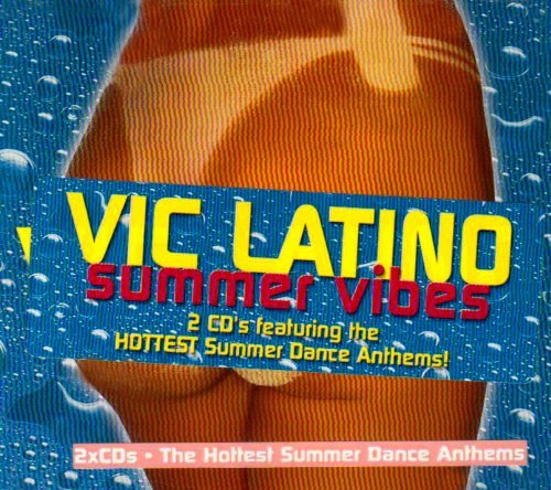 Latino Vic Summer Vibes 2 CD Set