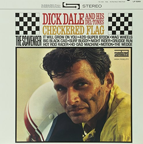 Dick Dale Checkered Flag