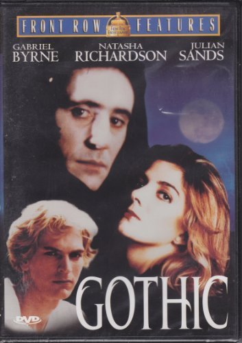 Julian Sands Timothy Spall Natasha Richardson Gab Gothic (1986)(2001 Dvd)