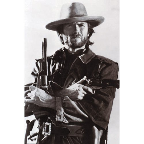 Poster Clint Eastwood 3
