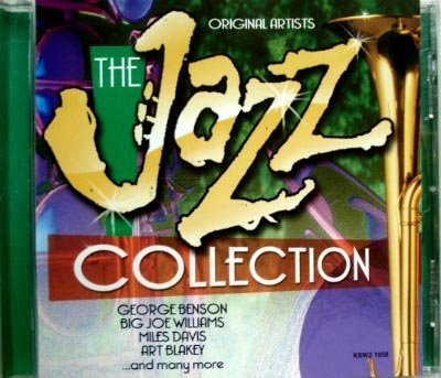 Original Artists The Jazz Collection