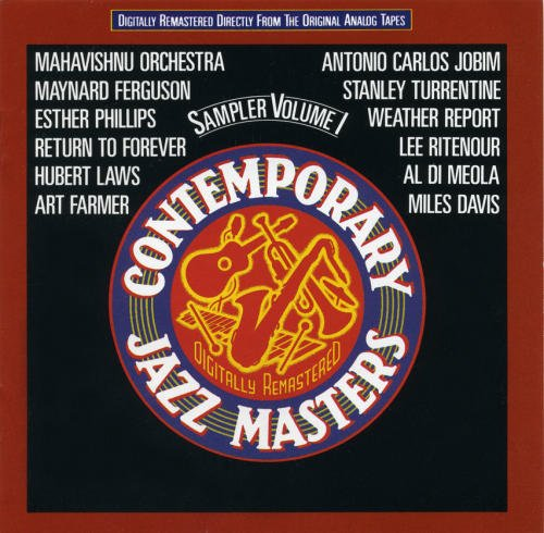 Contemporary Jazz Masters Sampler Vol. 1 Contemporary Jazz Masters Sampler Vol. 1