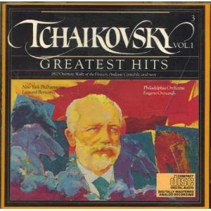 P.I. Tchaikovsky Greatest Hits Vol 1