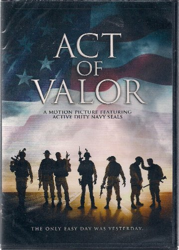 Act Of Valor (single Disc)