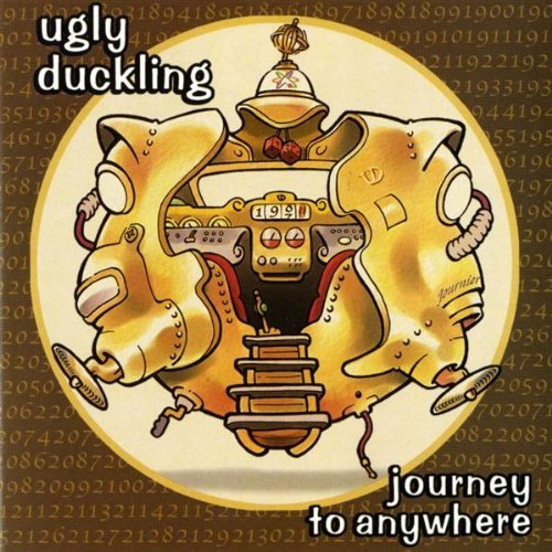 Ugly Duckling Journey To Anywhere 2 CD Set